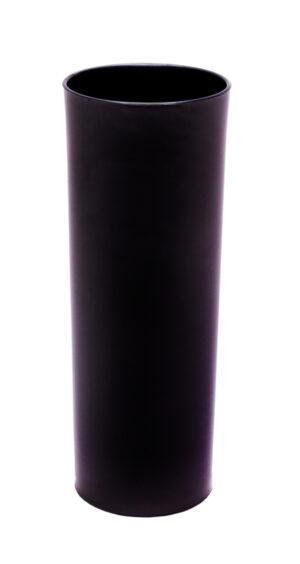 LONG DRINK 250 ML PRETO SOLIDO (CX128)