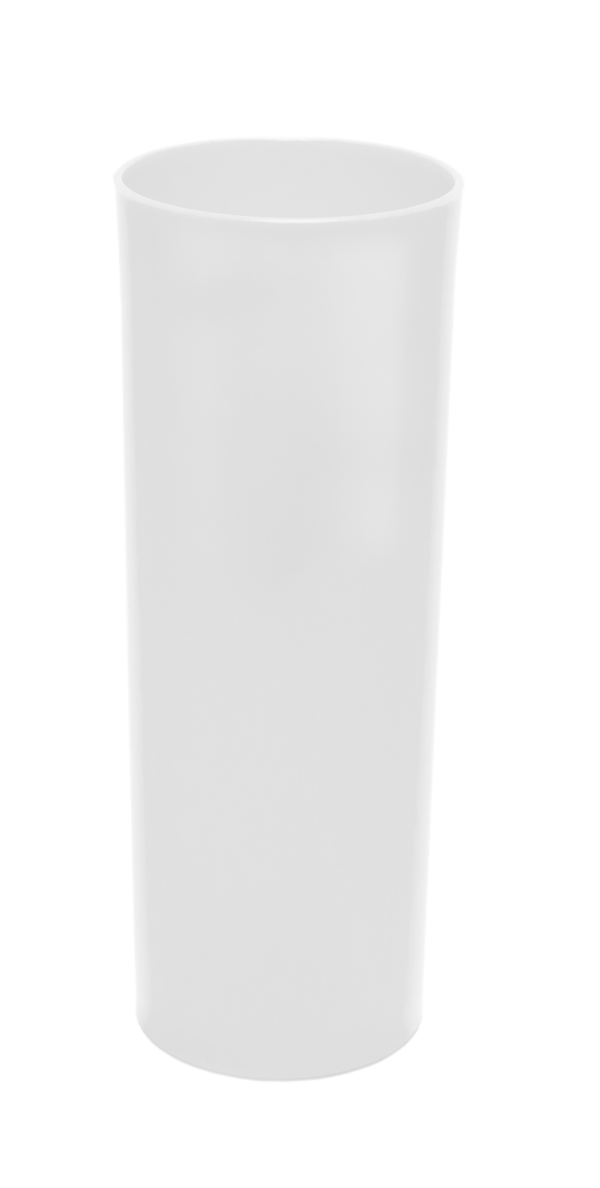 LONG DRINK 320 ML BRANCO PEROLA (CX80)