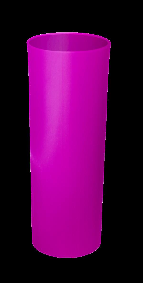 LONG DRINK 320 ML LILAS PEROLA (CX80)