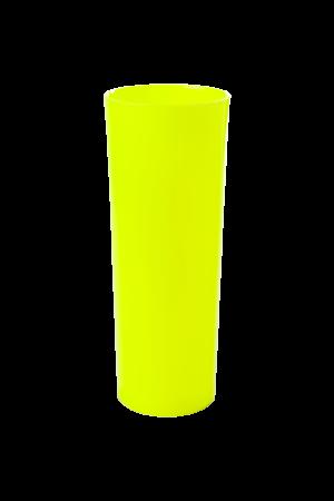 LONG DRINK 320 ML MELAO NEON (CX 80)