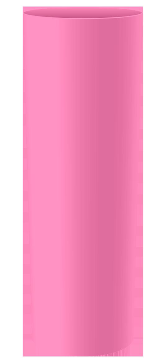 LONG DRINK 320 ML ROSA BEBE SOLIDO (CX 80)