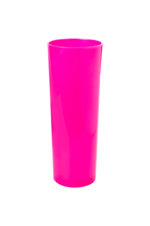 LONG DRINK 320 ML ROSA SOLIDO (CX 80)